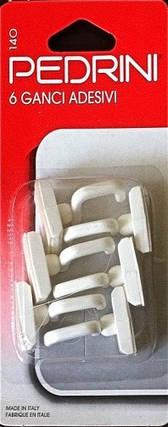Пластикові гачки для кухні Pedrini (Італія), Вішалка для кухонних приналежностей, фото 2