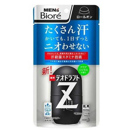 """Шариковый дезодорант-антиперспирант с антибактериальным эффектом КAO """"Men's Biore"""" Deodorant (333223), фото 2"""