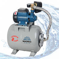 Насосная станция вихревая Vitals aqua APQ 435-24e (0,37 кВт, 35 л/мин)