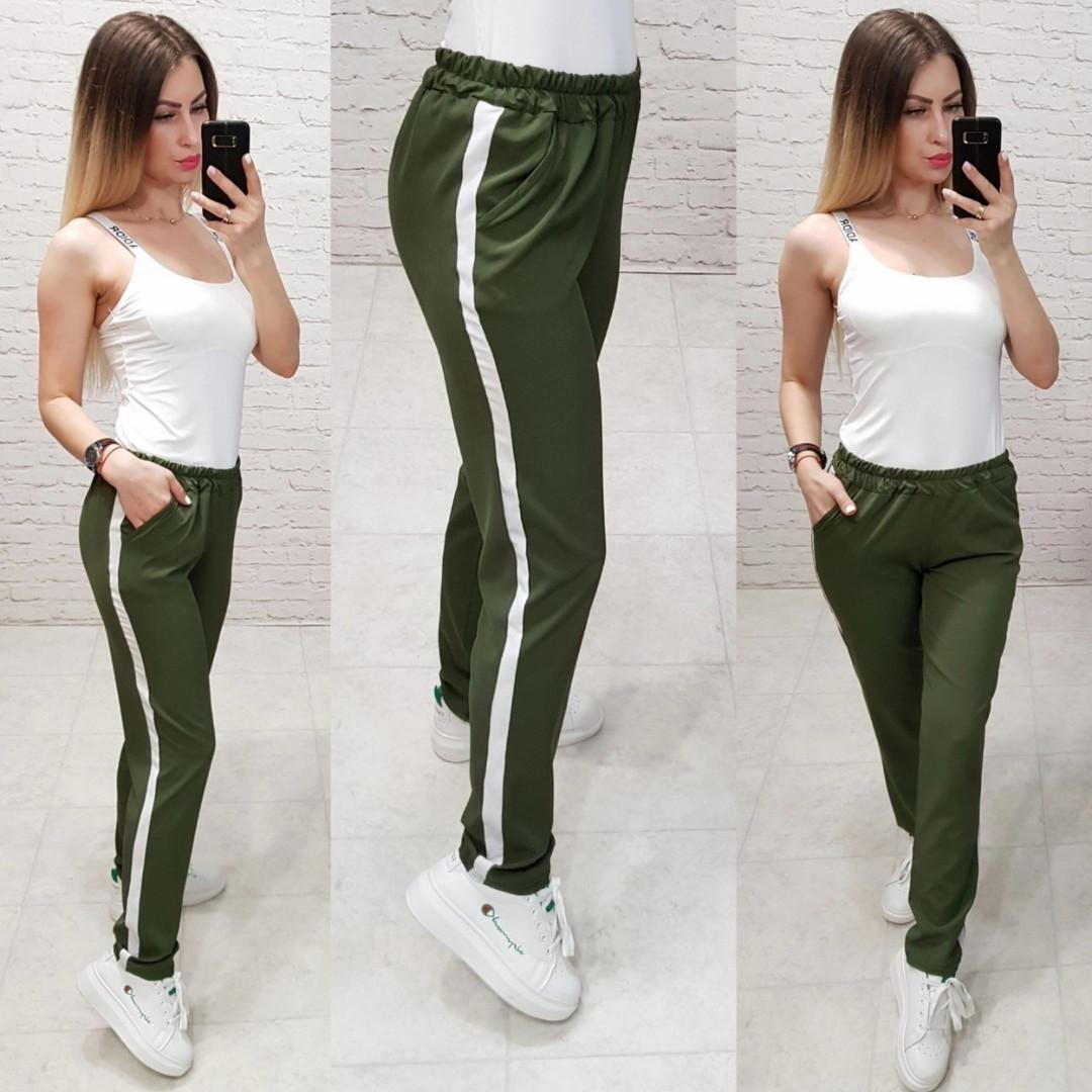Легкие женские штаны