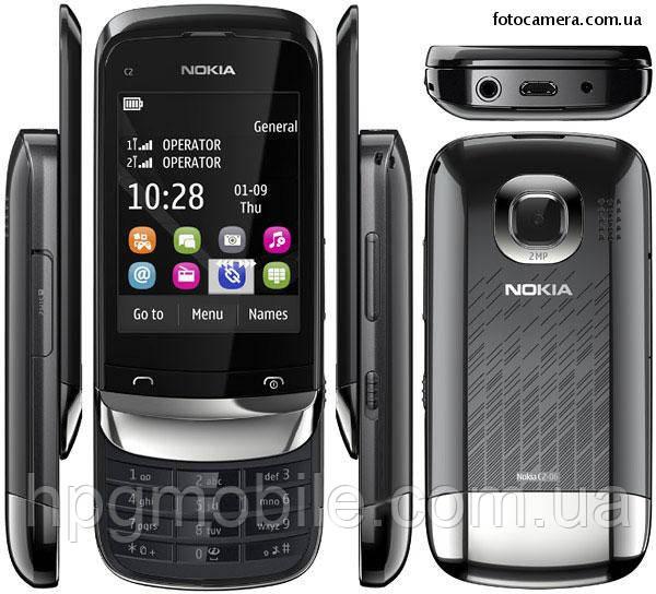 Корпус для Nokia C2-06 d52bc8547d99c