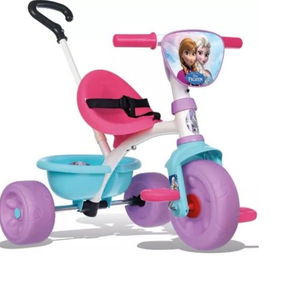 Велосипед трехколесный SMOBY ELZA