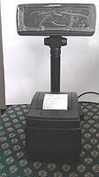 Фискальный регистратор Мария-304Т( с КЛЕФ) с встроеный модемом + внешний индикатор клиента. Передача