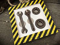 Шоколадный набор Ключи с подшипником для мальчика