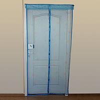 Антимоскитная штора на магнитах для двери