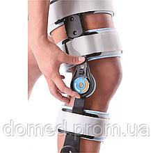 Шарнірний бандаж (ортез) на коліно з обмеженням згинання Wellcare 52001