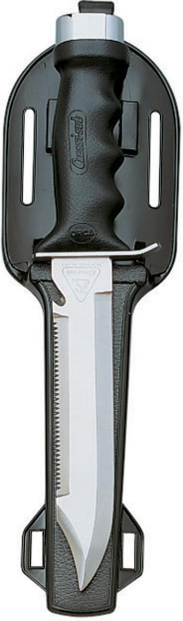 Нож для подводной охоты Cressi Sub ORCA