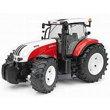 Игрушка Bruder трактор Steyr CVT 6230  1:16  (03090)