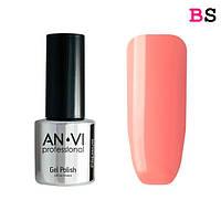Гель - лак ANVI для нігтів 9мл №037