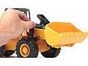 Іграшка Bruder колісний Бульдозер FR 130 1:16 (02425), фото 3