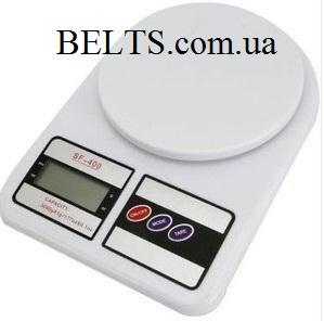 Электронные весы кухонные Scale SF 400, до 7 кг.
