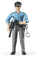 BRUDER Фігурка поліцейського з аксесуарами (60050), фото 1