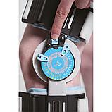 Шарнирный бандаж (ортез) на колено с регулируемой фиксацией WellCare 52003, фото 4