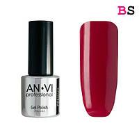 Гель - лак ANVI для нігтів 9мл №043