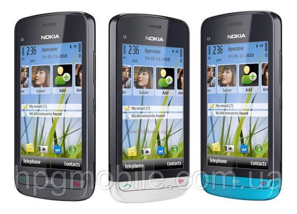 Корпус для Nokia C5-03 - оригинальный