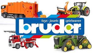 Игрушки Bruder (Брудер) Германия