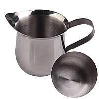 Сливочник, джаг, питчер 90 мл. для кофемашины, кофеварки