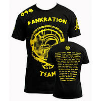 Футболка BERSERK Spartan Pankration Black размер M,XXL