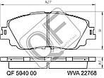 Нові колодки для автомобілів Toyota і LEXUS від МарКон