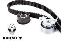Ремені, ролики Renault Logan 2