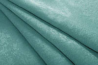Ткань  блэкаут софт бирюзовый