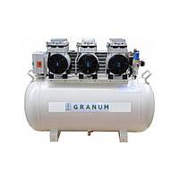 Безмасляный стоматологический компрессор Granum-140