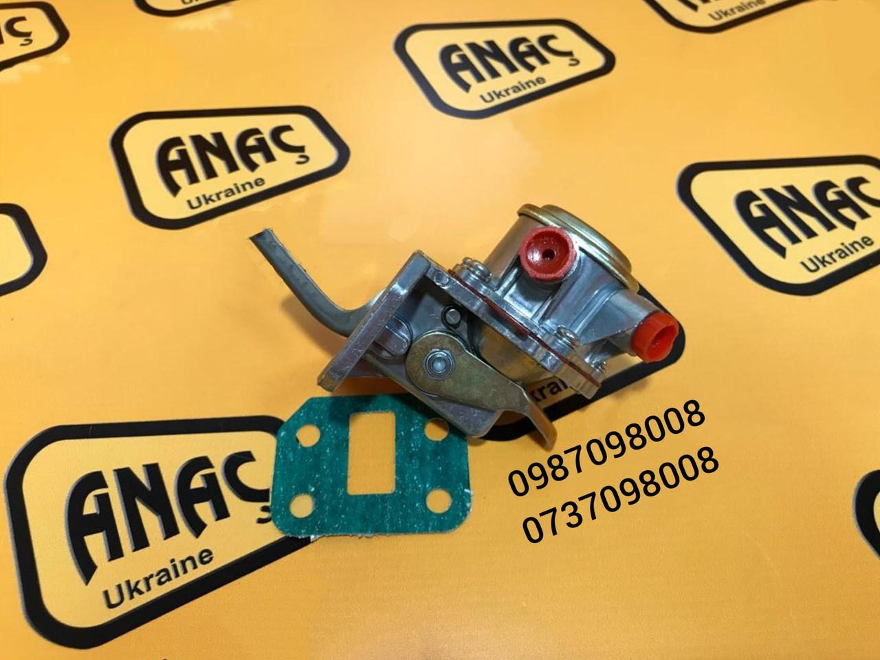 Насос ручной подкачки для двигателя Perkins на JCB 3CX, 4CX , номер : 17/913600, ULPK0034, 17/401800