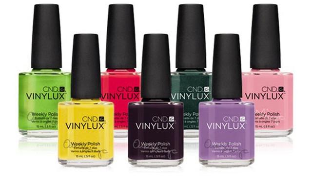 Лак для ногтей Vinilyx