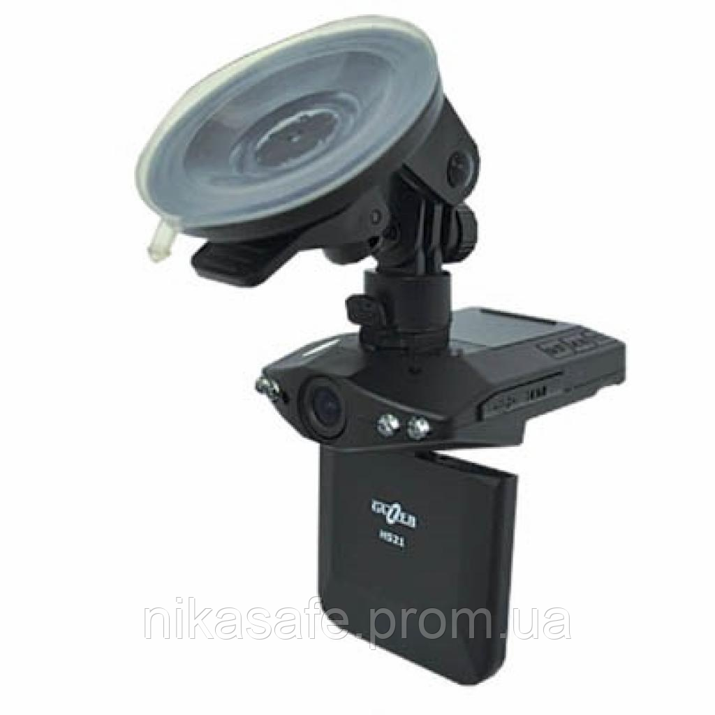 Видеорегистратор автомобильный GAZER H521