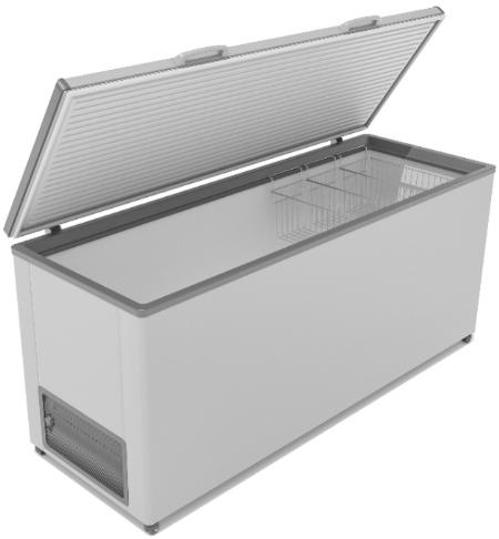 Ящик морозильный Frostor f 700 s