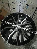 Литые диски Replica Mercedes-Benz JT-1761 7x17 5x112 ET45 dia66,6 (BM)