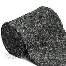 Ковролін без основи Карпет АС-002 темно-сірий