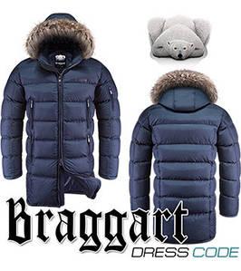Парка зимняя Braggart