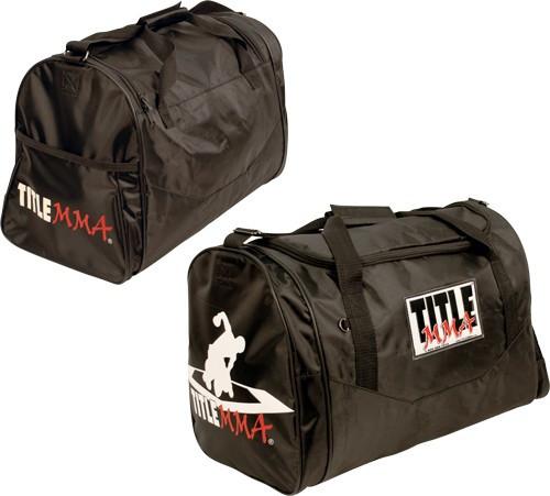 Спортивна сумка TITLE MMA Individual