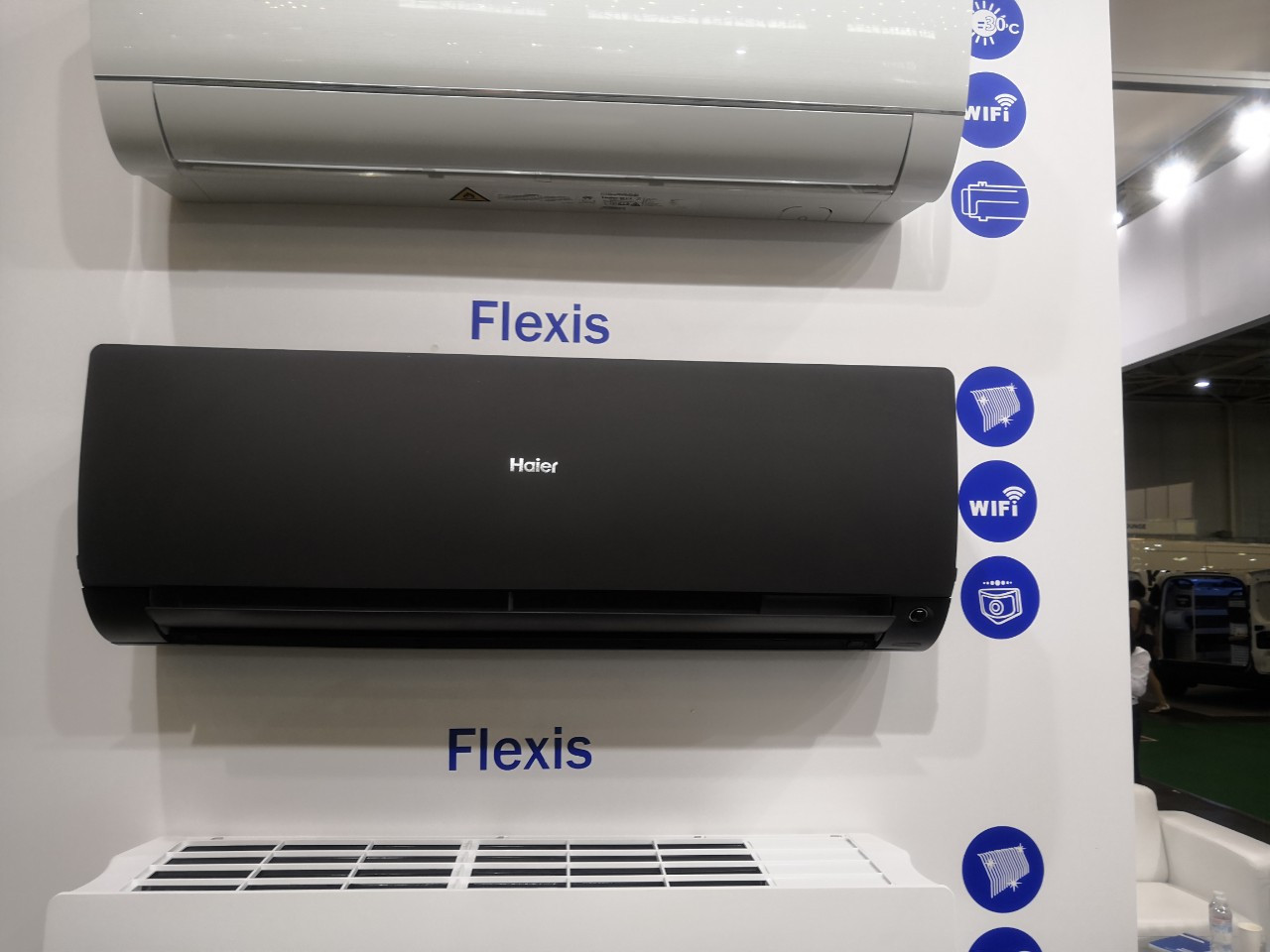 Кондиционер HAIER FLEXIS AS50S2SF1FA-BC Invertor