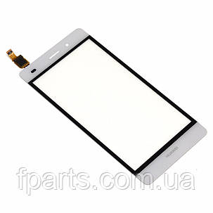 Тачскрин Huawei P8 Lite (ALE-L21) White, фото 2