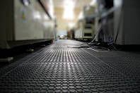 Устройство полов из модульных покрытий для складов, паркингов, гаражей, СТО.