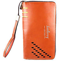 🔝 Кошелек портмоне Baellerry балери SW009 Коричневый мужской portmone / отличный бумажник (гаманець) | 🎁%🚚