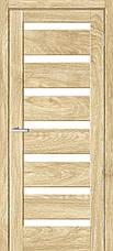 Двери Омис RINO-07. Полотно+коробка+2 к-та наличников+добор 77мм, NATURAL LOOK, фото 3