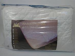 Наматрацник 140*200 ОДА (мікрофібра/холофайбер), фото 3