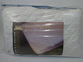 Наматрацник 200*220 ОДА (мікрофібра/холофайбер), фото 3