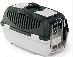 Переноска для собак і котів Gulliver 2 DELUX IATA StefanPlast, 55*36*35 см