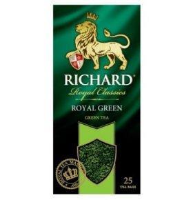 """Чай """"Royal Green """" 25*2г """"Richard"""""""
