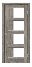 Двери Омис RINO-08. Полотно+коробка+1 к-т наличников, NATURAL LOOK, фото 3