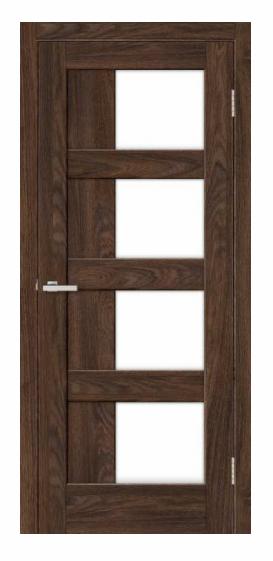 Двери Омис RINO-08. Полотно+коробка+1 к-т наличников, NATURAL LOOK