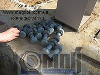 Болт М56 10.9 ГОСТ 10602-94, ISO 4014, DIN 931 длиной от 150 до 300 мм