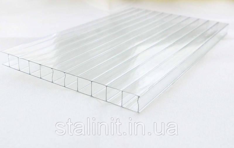 Сотовый поликарбонат КОЛИБРИ d=10 mm, фото 1