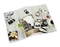 Обложка для паспорта  Черно-белое фото