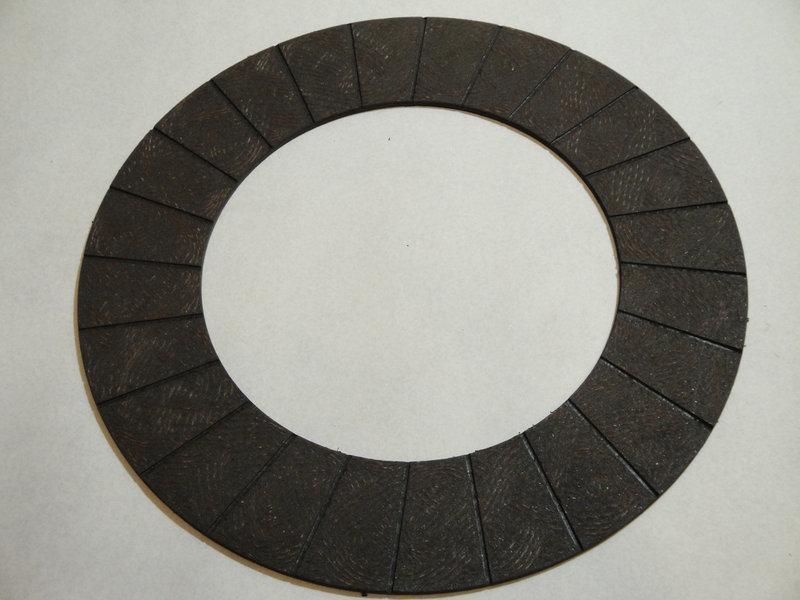 Накладка диска сцепления 250*165 REPA