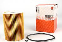 Масляный фильтр на MB Sprinter, Vito 3.0CDI 2006→ OM 642 — KNECHT (Австрия) — OX 380D, фото 1